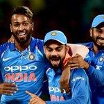 India vs Australia, 1st ODI: We are lucky to have Hardik Pandya, says ViratKohli