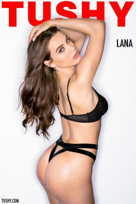 Having one hell of an awesome #TushyTuesday thanks to @LanaRhoades! #tushy 💕🍑 https://t.co/X4VQRcf1o