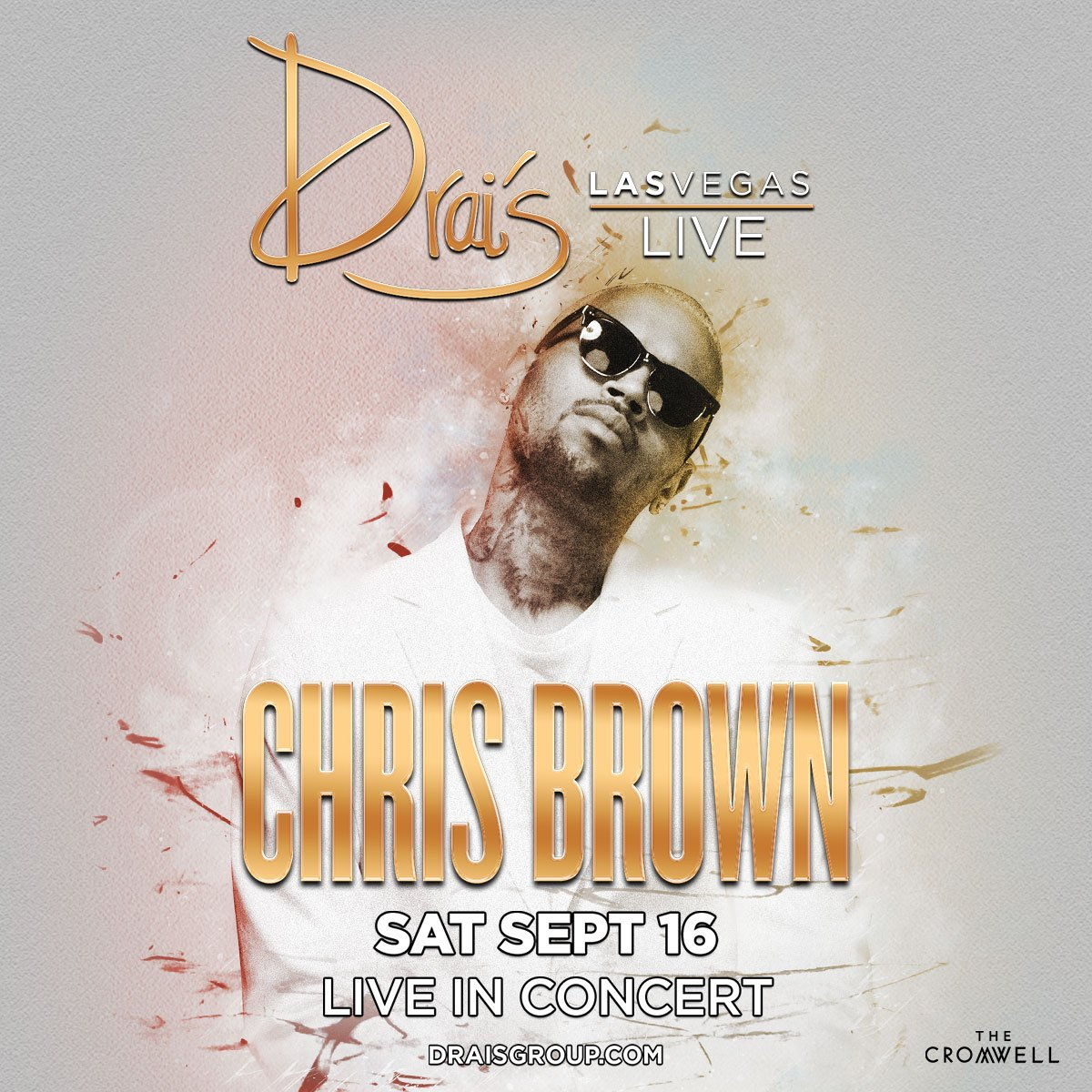 SEPTEMBER 16TH! @draislv #draislive https://t.co/GWM4xHM9xh https://t.co/jZTOM0Lw5Y
