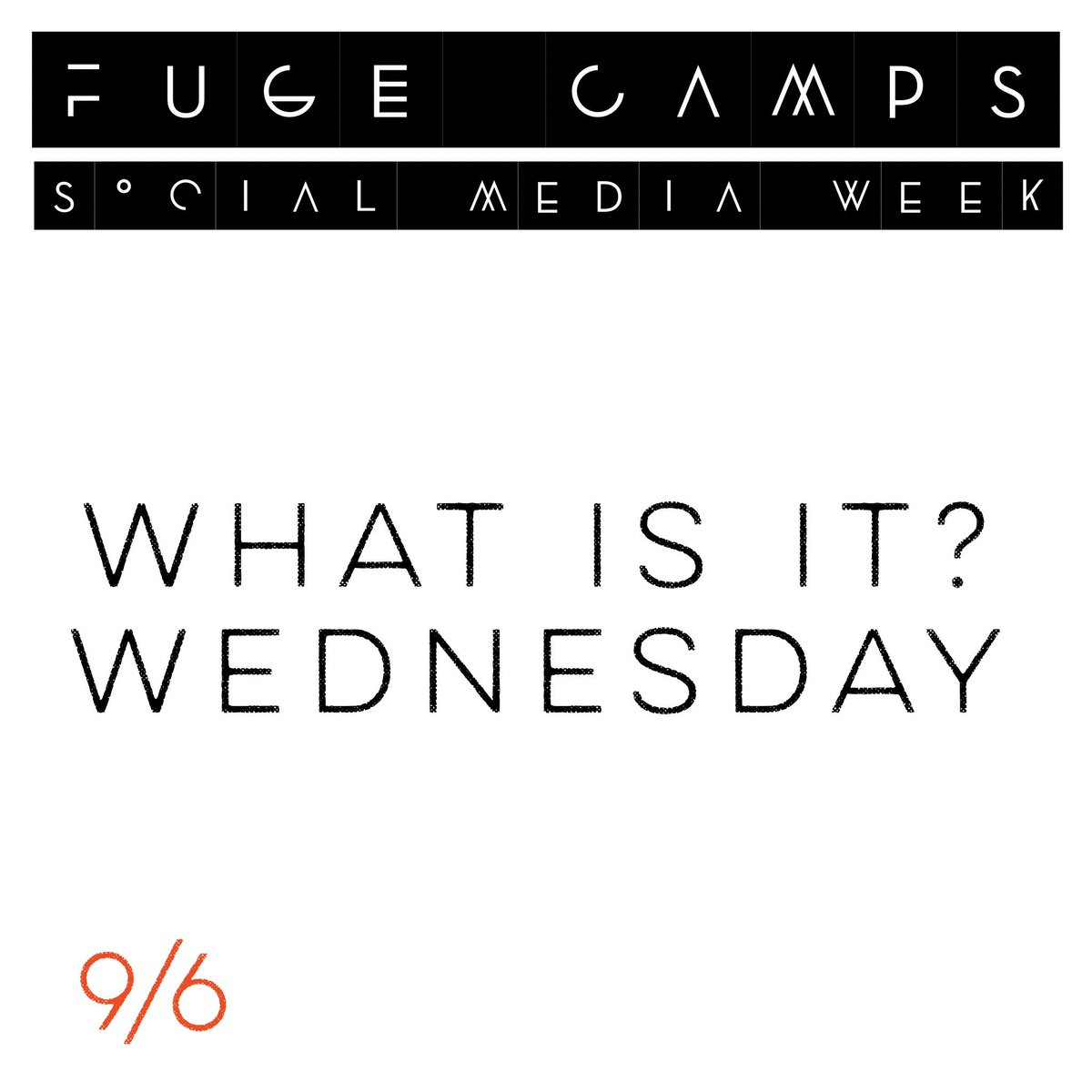 test Twitter Media - TOMORROW: Explain what FUGE is in general, what FUGE is to you personally, etc. Get creative and don't forget to tag us! https://t.co/BM5YbDj59h