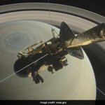NASA's Cassini Will Crash Into Saturn - Its Final Screaming Success
