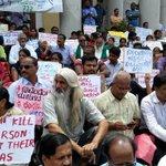 Gauri Lankesh murder: Hundreds take part in protests across Karnataka