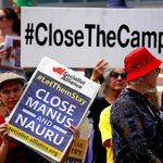 Asylum detainees awarded A$70 mn in Australia's largest human rights class action settlement