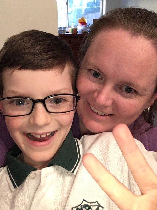 This boy is now 9. Last year of single digit birthdays! Happy birthday my big boy!