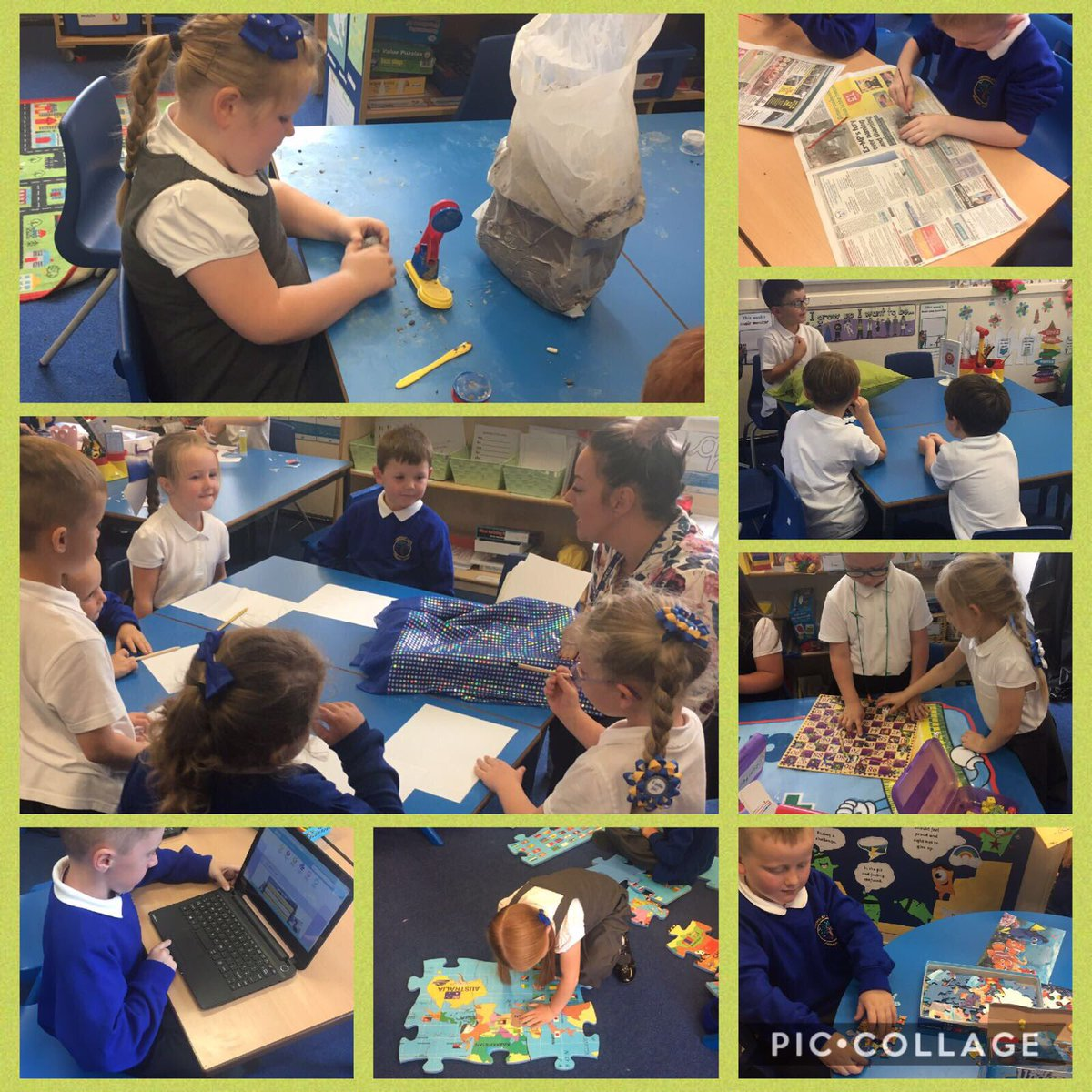 KS1 loved @The_IPC Entry Point for the Brainwave unit, today!  #ipc #thinkingaboutthinking #learningaboutlearning https://t.co/sZ3wUGBcIN