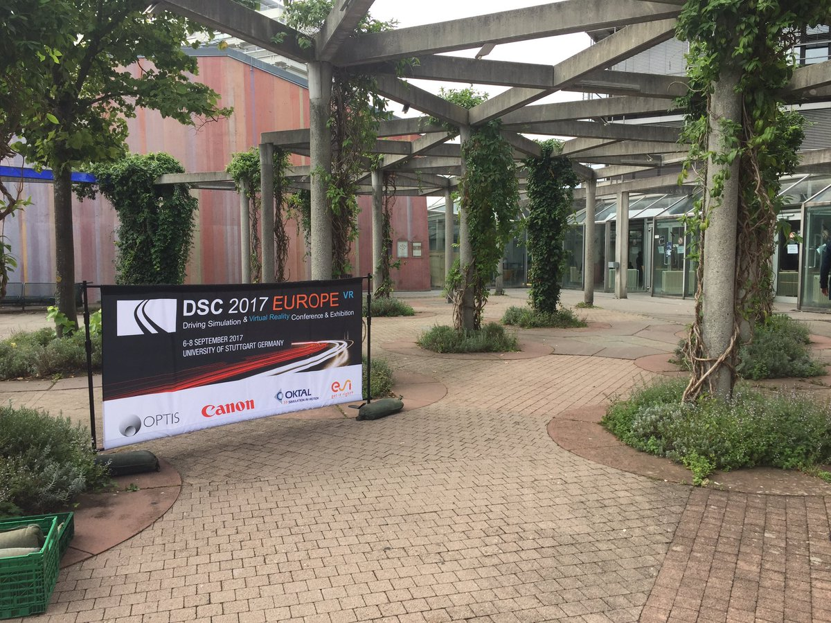 test Twitter Media - RT @dboxtech: Getting ready for the Driving Simulation Conference in Stuttgart https://t.co/DGvNF3oX0e