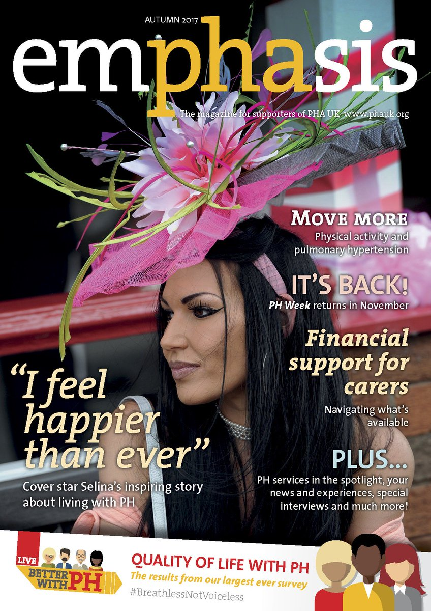 test Twitter Media - RT @PHA_UK: Keep an eye on your doormats from next week - the new issue of Emphasis will be landing from Monday! https://t.co/uBpNxTqA6o