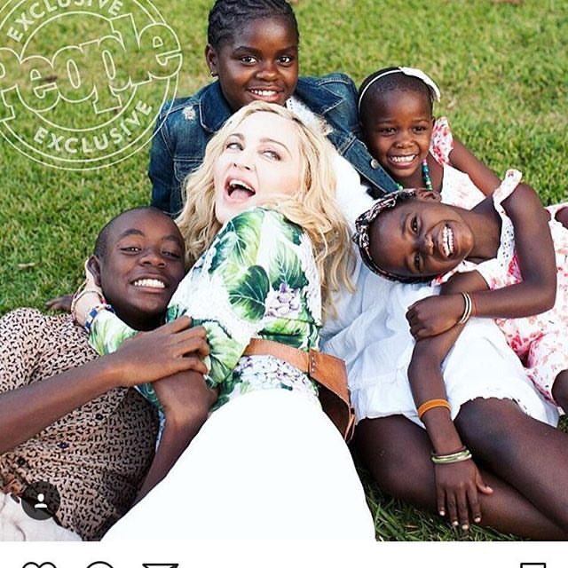 Feeling so blessed!! Luckiest Mom in the World!! ???????????????? @people @RaisingMalawi https://t.co/wa4r2unSYh