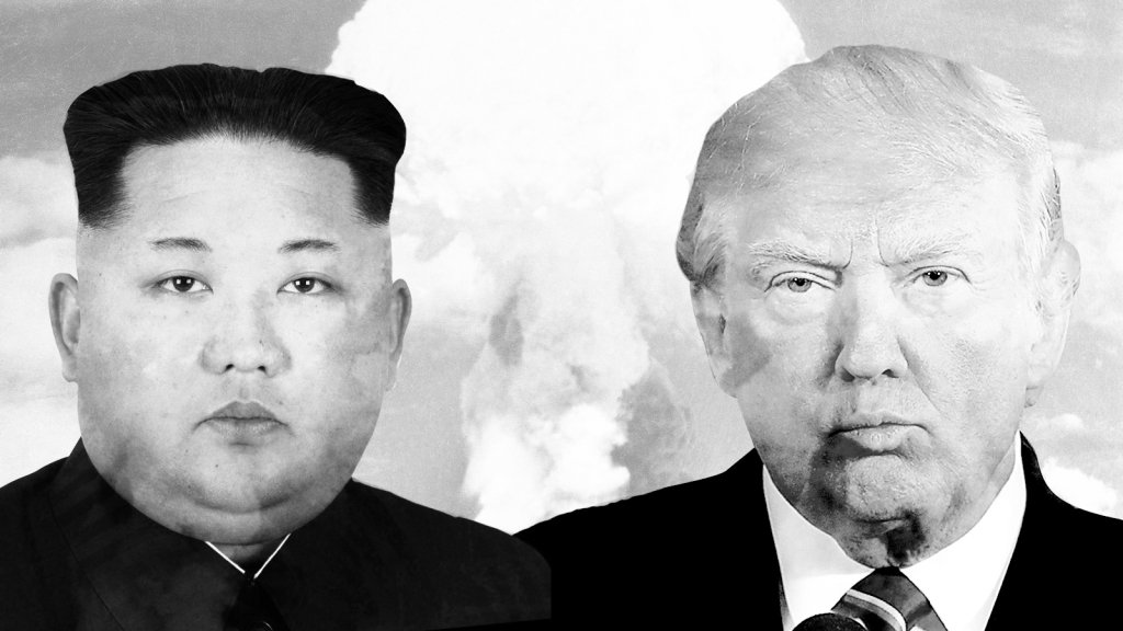 President Trump and Kim Jong Un's saber-rattling is dangerous, but not irrational. https://t.co/CUD6P4AsuT https://t.co/WX8BTMlm2M