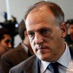 French league slams 'undignified' Spanish league boss