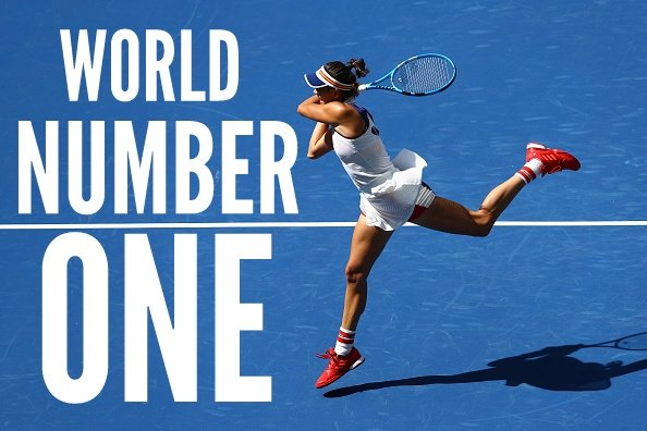 Pliskova's loss ➡ a new name at the top of the @WTA rankings on Monday.   Congratulations, @GarbiMuguruza.  #usopen https://t.co/fbaVro9yls