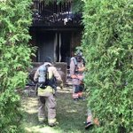 Man found dead in Mississauga townhouse blaze