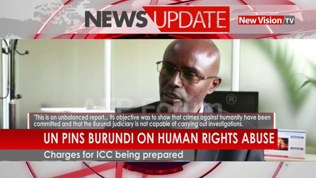 UN pins Burundi on human rights abuse