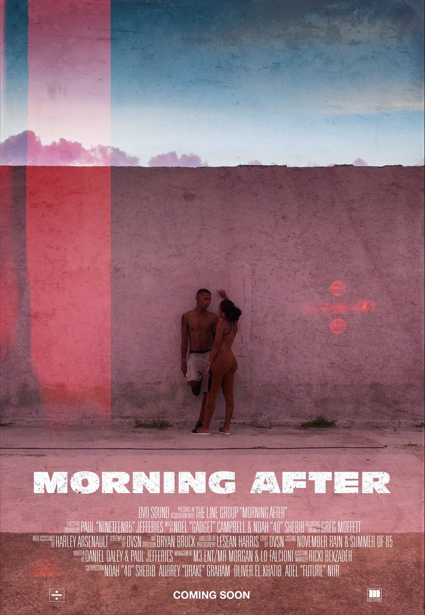 .@dvsndvsn's 'Morning After' LP arrives this fall on October 13th: https://t.co/lPzDde96P4 https://t.co/PRFR9Z8RM0