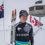Winter Games' youngest, smallest cross country competitor a confident Kiwi