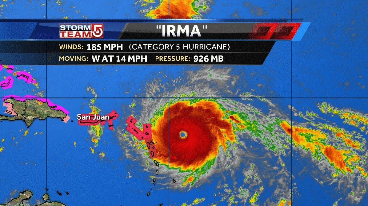 Mainer stuck in Dominican Republic describes preps for Irma