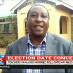 Teachers in Kajiado concerned poll date will mess with the exams