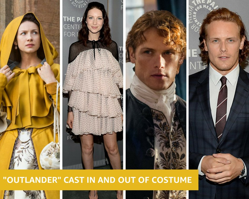 See what the cast of #Outlander looks like when they aren't filming for Season 3! ��https://t.co/sdDgsUQleP https://t.co/UKZCGHKiDG