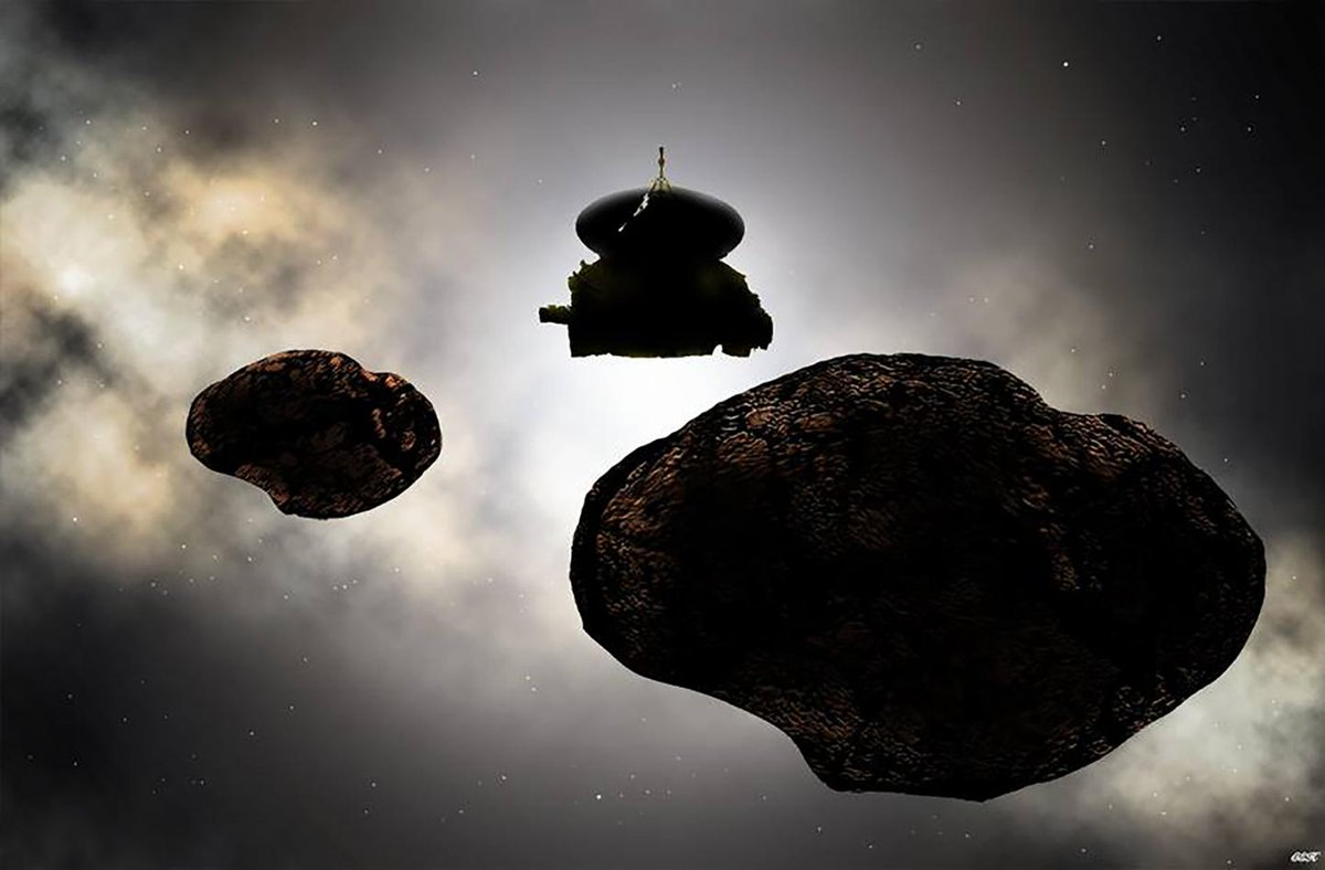 Here's how close NASA's New Horizons will get to its next target