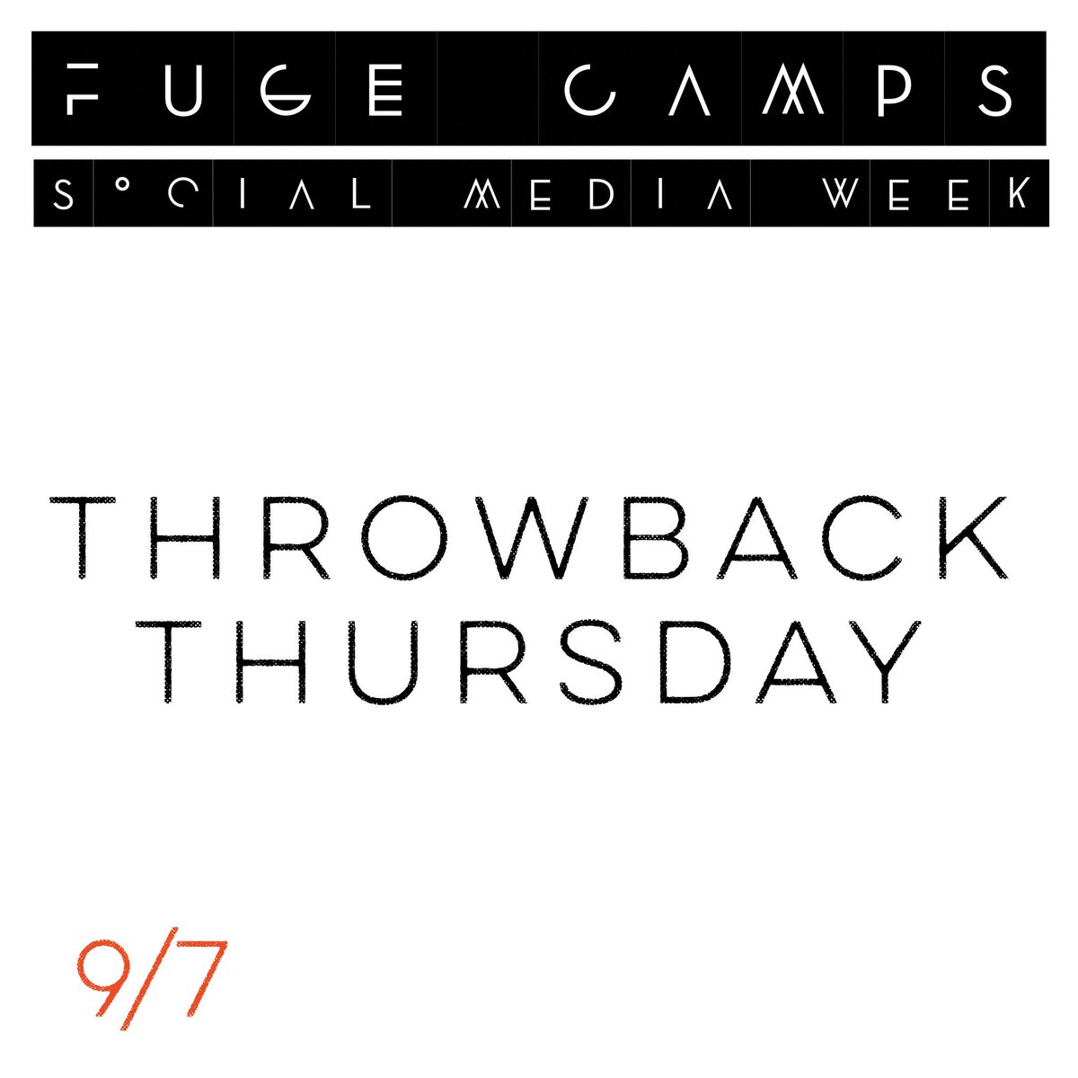 test Twitter Media - It has been so awesome reading your posts sharing what FUGE is, and what FUGE means to you personally. Get ready to walk down memory lane! https://t.co/WX6vWU0Qyh