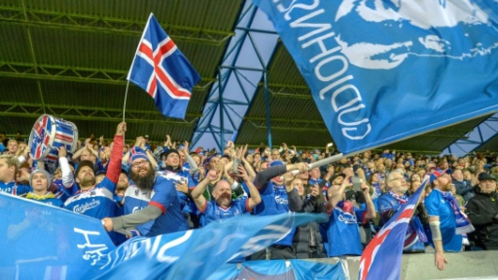 Iceland featured in FIFA 18 game