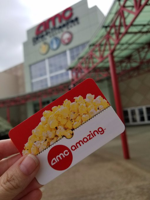 Enter to win  $50 AMCTheatres Giftcard here AD: ShareAMC Freebie Giveaway