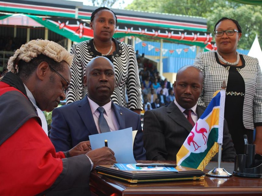 Nakuru boss can't sack 115 staff for audit, court rules