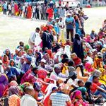 Cancer scare as thousands attend health screening camp