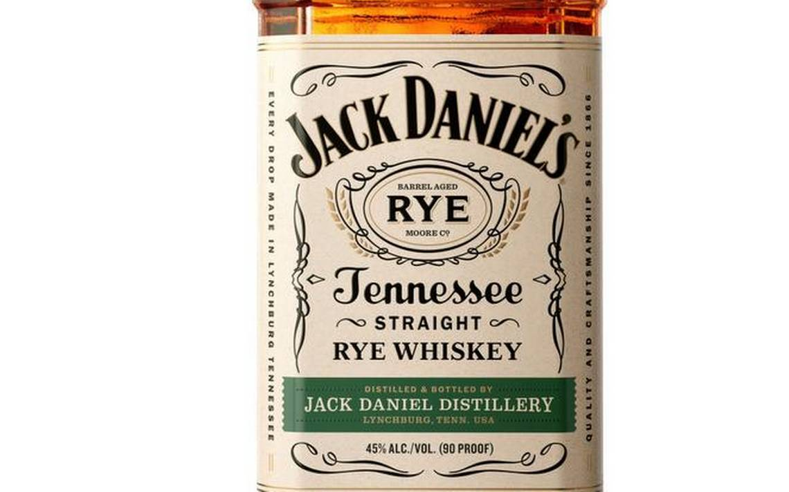 Jack Daniel's Tennessee Rye coming in October, charcoal-finished