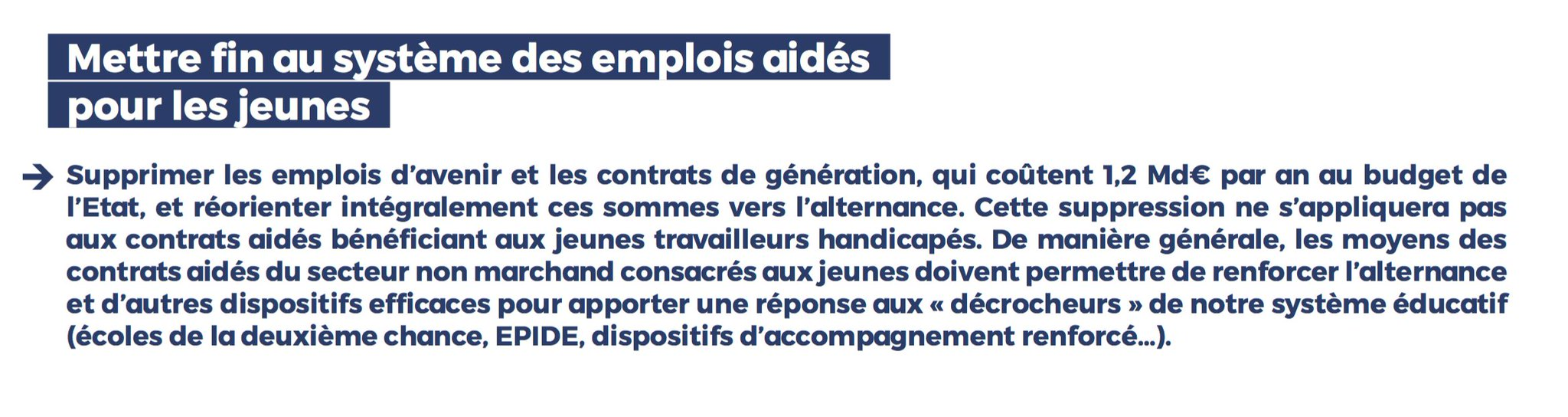 @senateursLREM @francoisbaroin @FrancoisFillon La preuve en image... Programme de #Fillon2017 https://t.co/5VuVlimoJE
