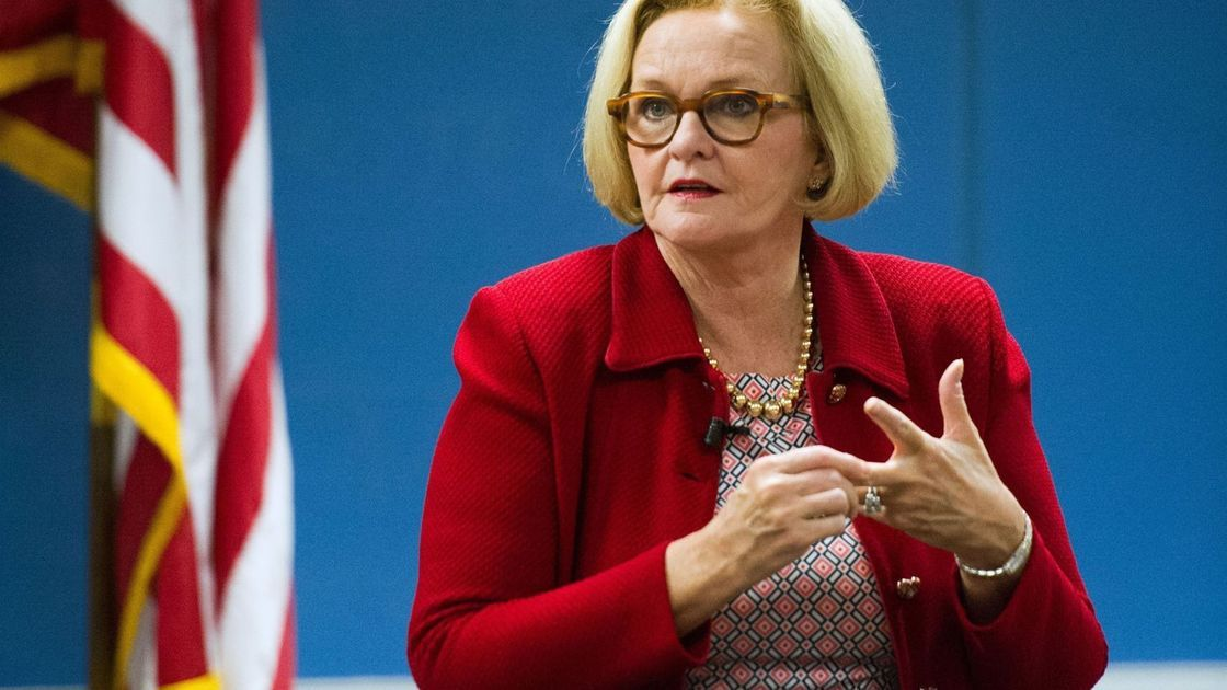 McCaskill says one opioid maker lacked policies to prevent overuse of dangerous painkiller