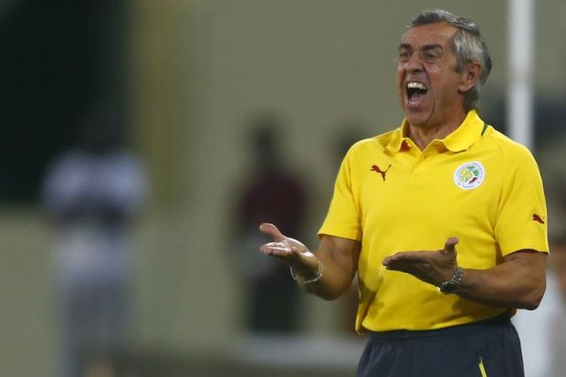 Mali coach Giresse quits as World Cup hopes fade
