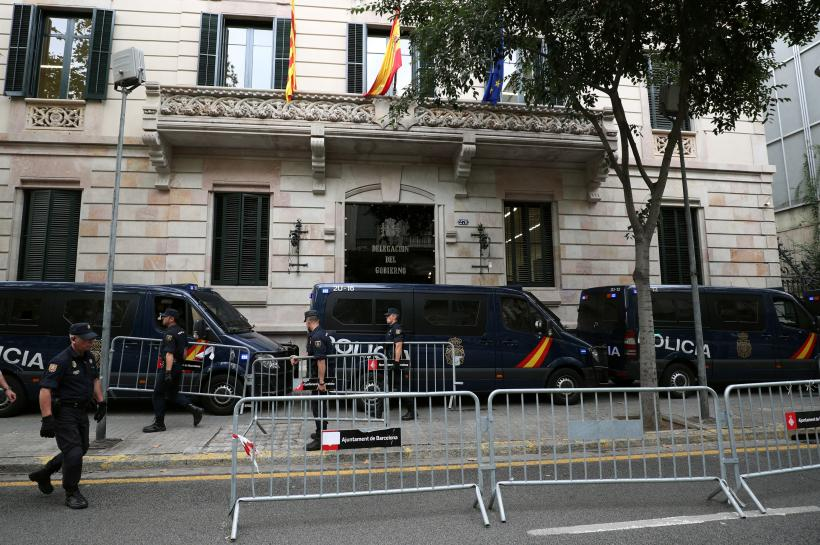 Spain to bring criminal charges against Catalan parliament members