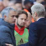 Manchester United manager Jose Mourinho appears to fire another dig at Arsenal boss Arsene Wenger