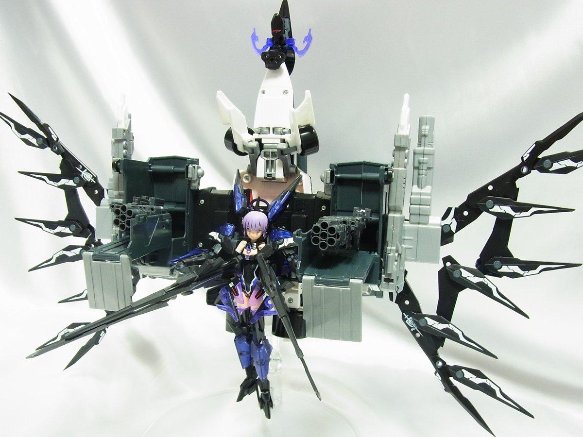 武装した神姫じるるも貼っとこw#武装神姫11周年