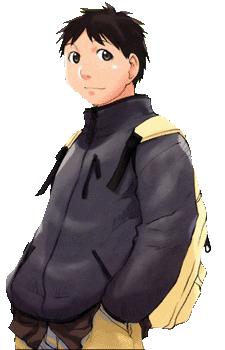 「げんしけん」シリーズより笹原完士オタク趣味を隠していたこと以外、私と似ているんだよね、他人の気がしないというコミフェス