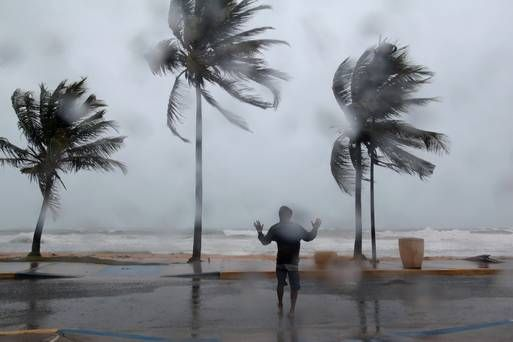Hurricane Irma leaves Barbuda 'totally demolished' as death toll rises to ten