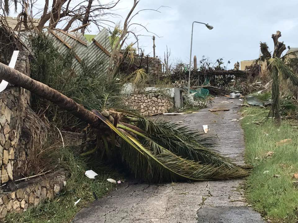 Hurricane Irma track kills 10, hits Barbuda, Puerto Rico; updated path heads to South Florida