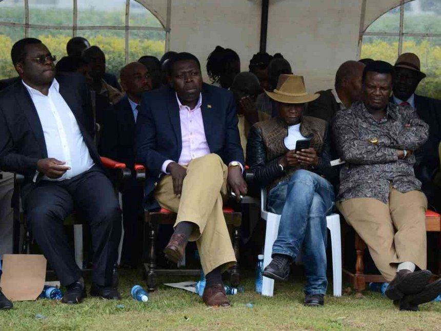 Bungoma will elect Uhuru for giving Lusaka speaker post - Jubilee leaders