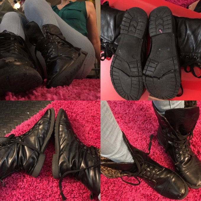 Who wants my old smelly boots? #smelly #smellyshoes #womensshoes #stinkyshoes #oldboots https://t.co/SfPILEEn2Q