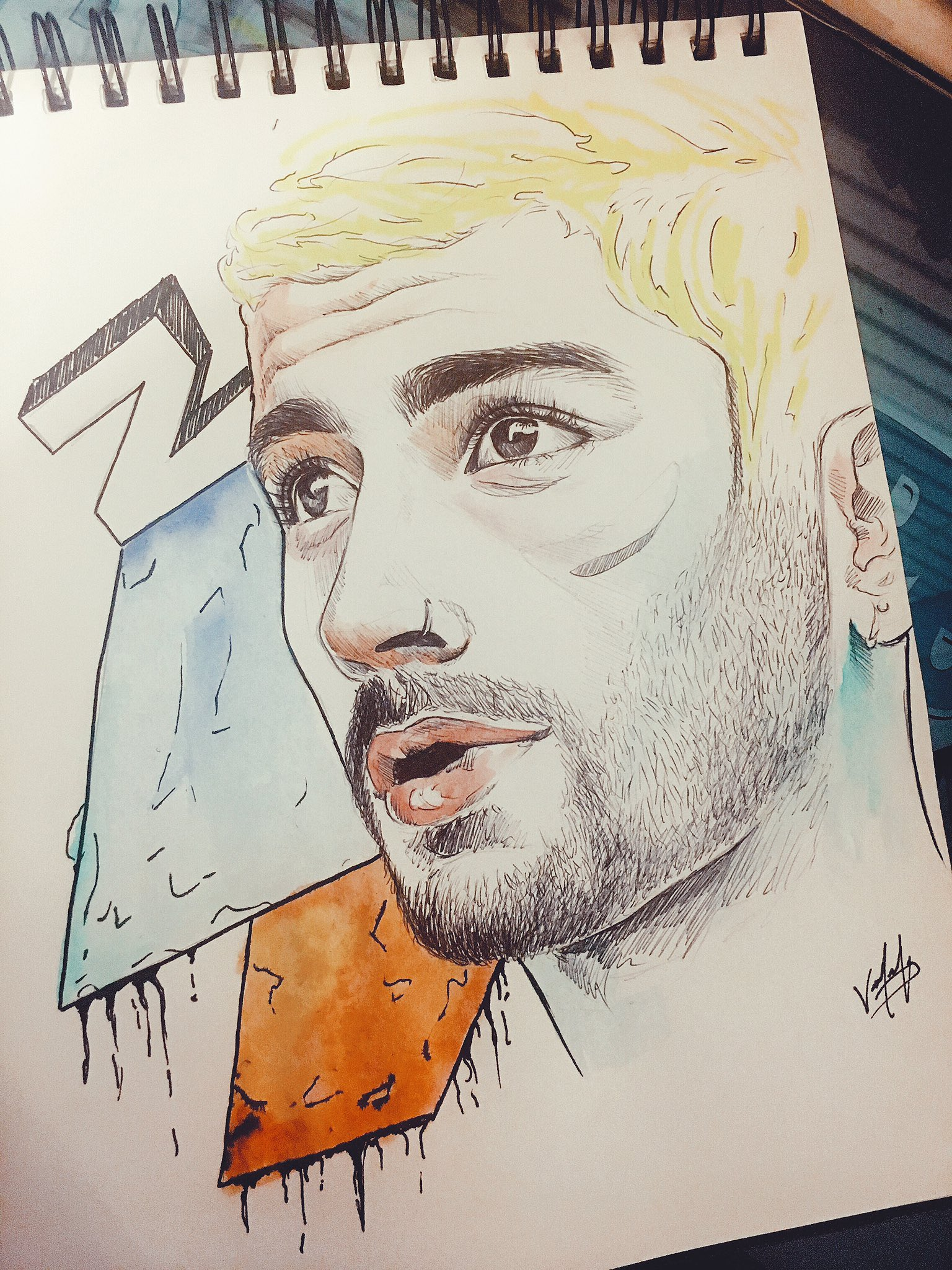 .@zaynmalik ill be with you from #DuskTillDawn ���� https://t.co/Prn7PXj44X
