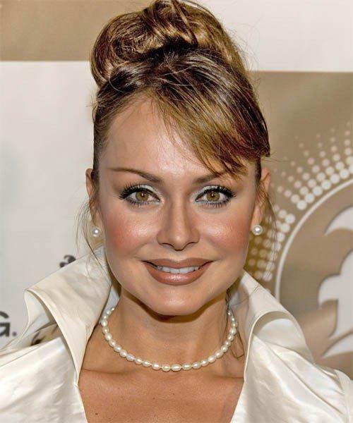Gabriela Spanic. Foto do site da RD1 que mostra Gabriela Spanic pode estrelar remake de novela da Record na Televisaentenda