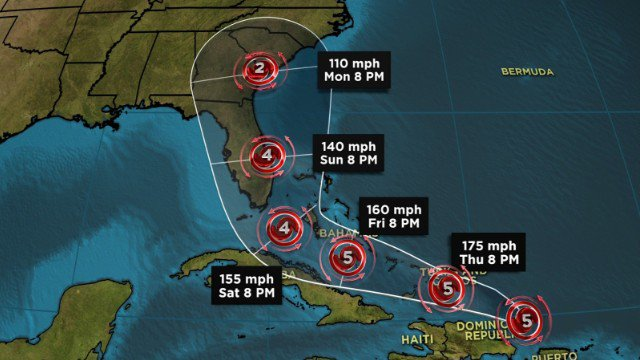 """FEMA disaster relief fund has """"enough to get through Saturday,"""" US official says"""