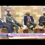 Getting to know the University of Nairobi academic division