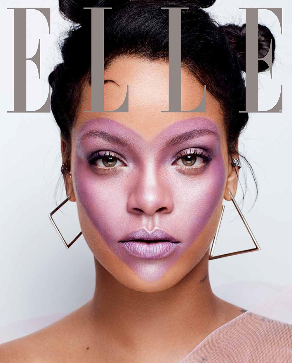 New @ELLEmagazine.  Featuring @fentybeauty Match Stix in shade #UNICORN https://t.co/nAmqHTiZJm