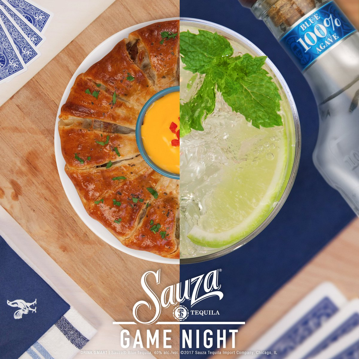 Sauza: Twitter | The Cocktail Project