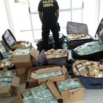 Brazil's top politicians are literally getting busted with suitcases full of cash