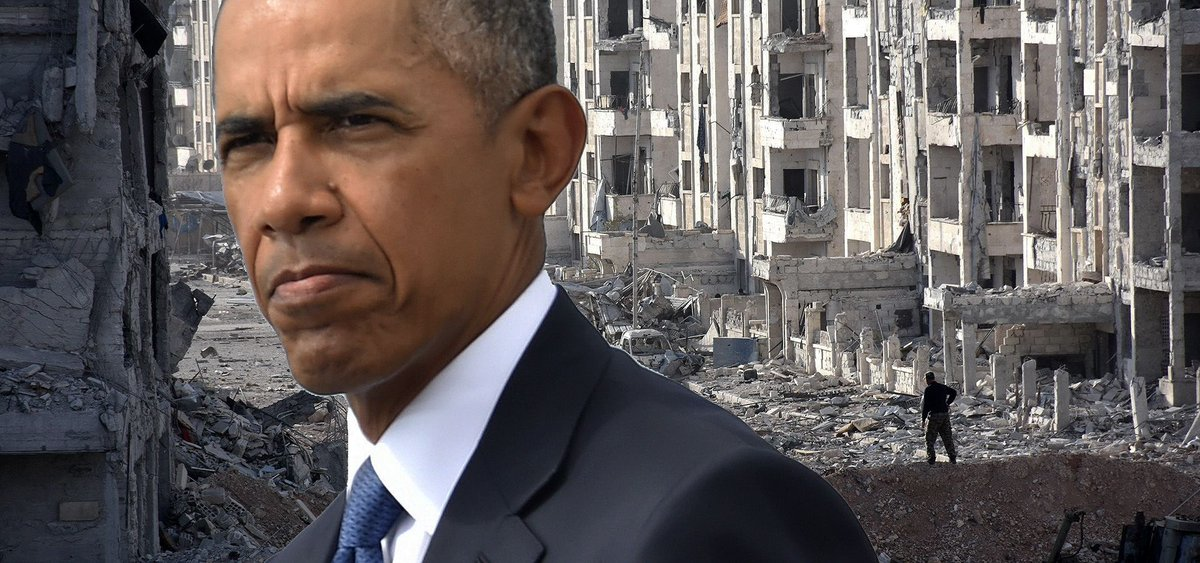 The arc of history is long, but it won't ever judge Obama's Syria policy kindly.
