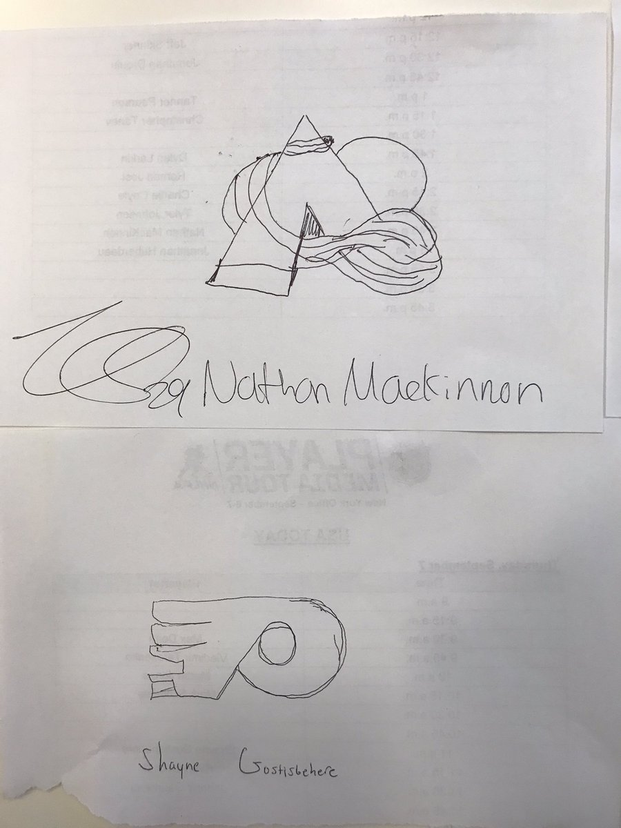 RT @HockeyCentraI: NHL players were asked to draw their team's logos, this is great 😭😂 https://t.co/7gcn4cmeuI