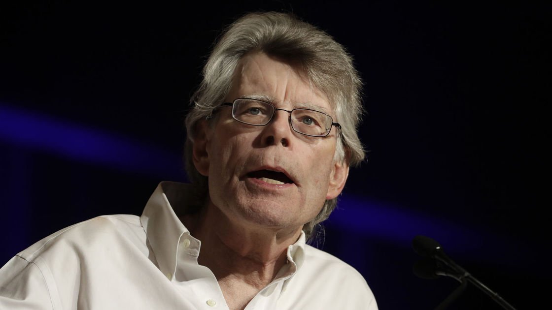 """Stephen King joins moviegoers for special screening of """"It"""""""